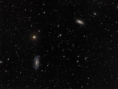 NGC-5053 & NGC-5005