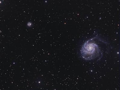 M-101  NGC-5477