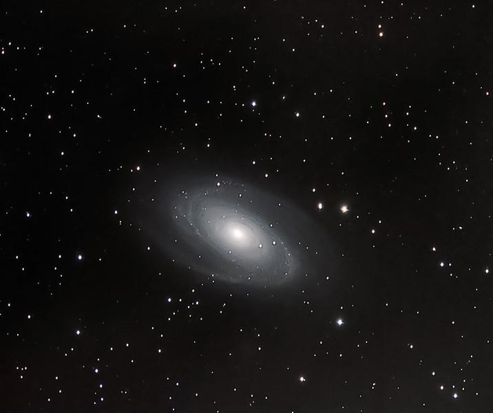 M81 Bodes Nebula