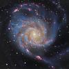 Pinwheel Galaxy - M101