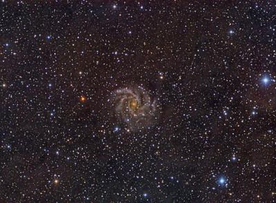 C12 - Fireworks Galaxy