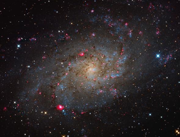 Triangulum Galaxy - M33