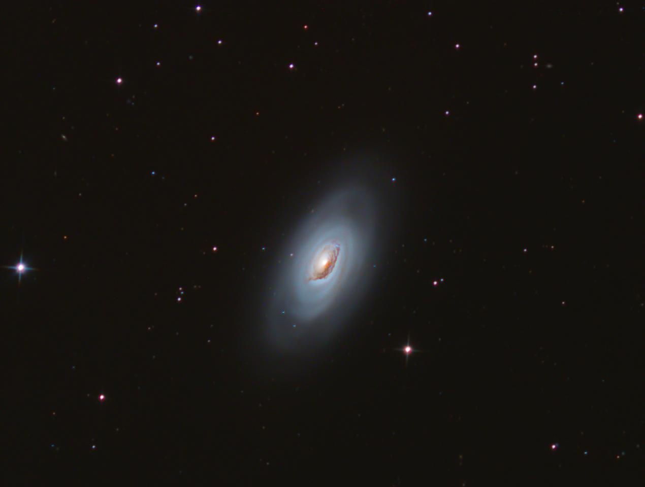 Black Eye Galaxy - M64