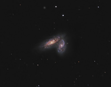 Virgo Buttery Galaxies