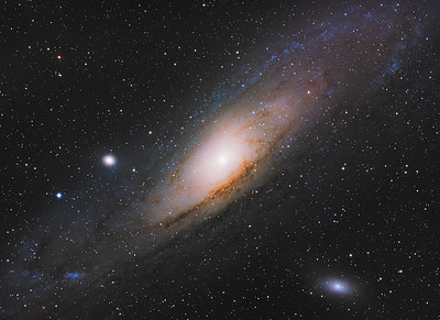 M31 Andromeda Galaxy  -- Andromeda Constellation