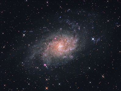 M33 -- Triangulum Constellation