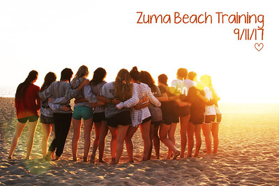 Galaxy Training - Zuma Beach