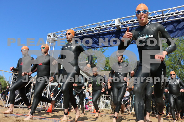 Galena Triathlon Swim