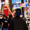 Darth Vader in Holywood