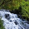 Cachoeira no Parque do Caracol