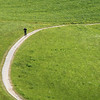 Caminho nos Arredores de Berna