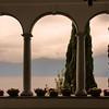 Varanda no Lago Como
