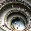 Escada Espiral Dupla