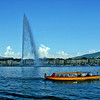 Jato d'água em Genebra