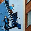 Grafiti em Bruxelas