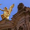 Detalhe Arquitetônico em Dresden