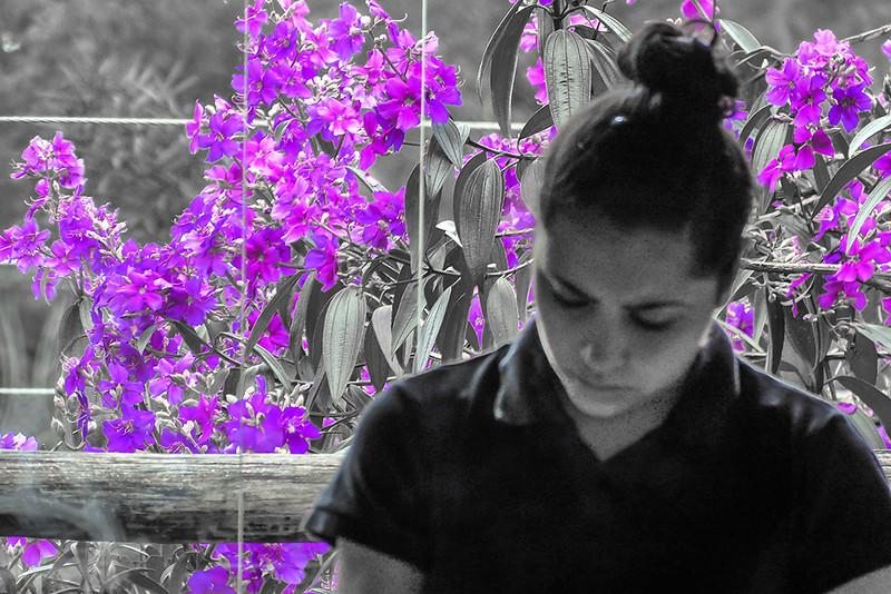 Flores em Cunha