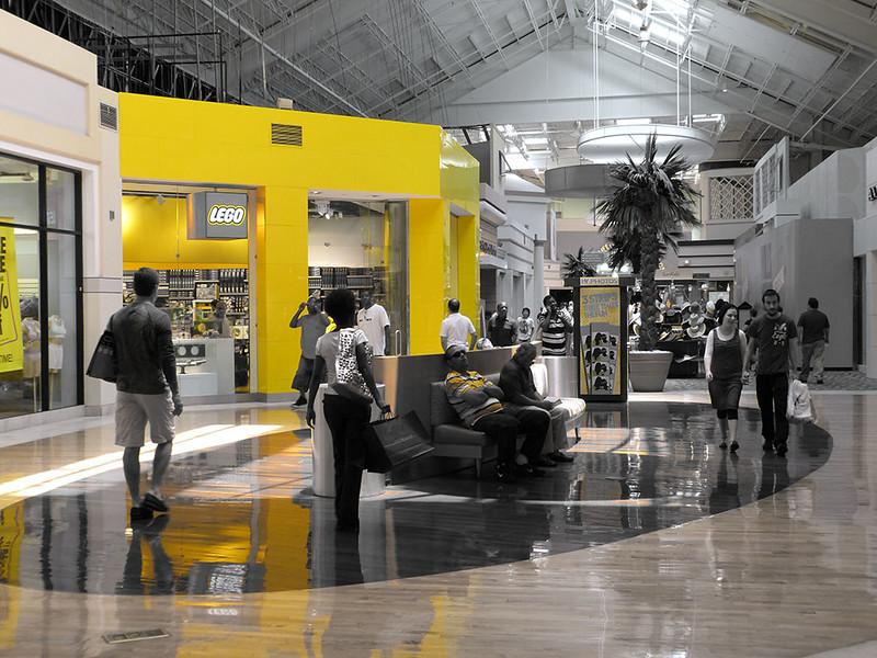 Shopping Center em Miami