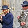 Músicos em Berlim
