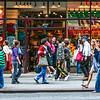 Cena Urbana na Sétima Avenida