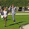 Corrida na Place des Vosges