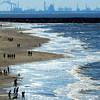 Praia em Scheveningen
