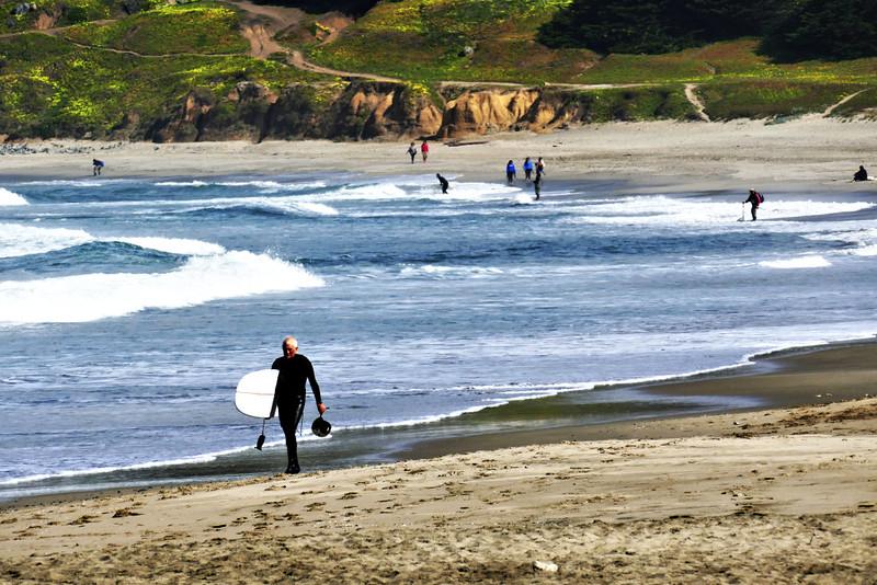 Praia em Pacífica