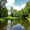 Parque em Potsdam