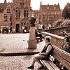 Cena Urbana em Bruges