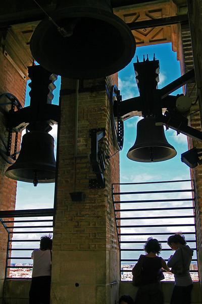 Campanário da Catedral de Sevilha