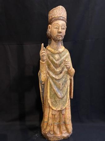 13 th century Bishop
