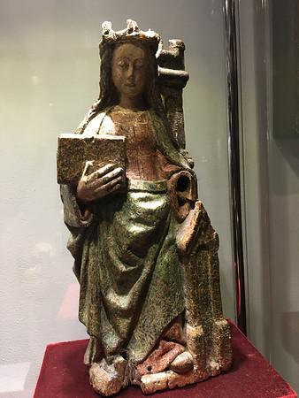St Bárbara