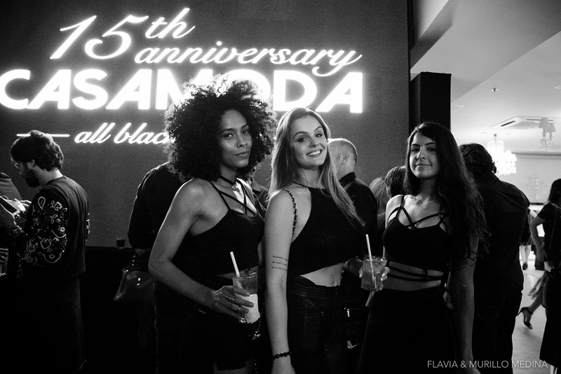 Festa Casamoda 15 Anos. Baccarat, São Paulo, 12/11/2015. Foto: Flavia & Murillo Medina.