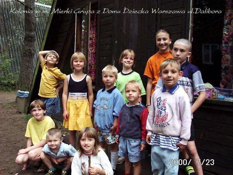 Dzieci Domu Dziecka nr 3 z Warszawy