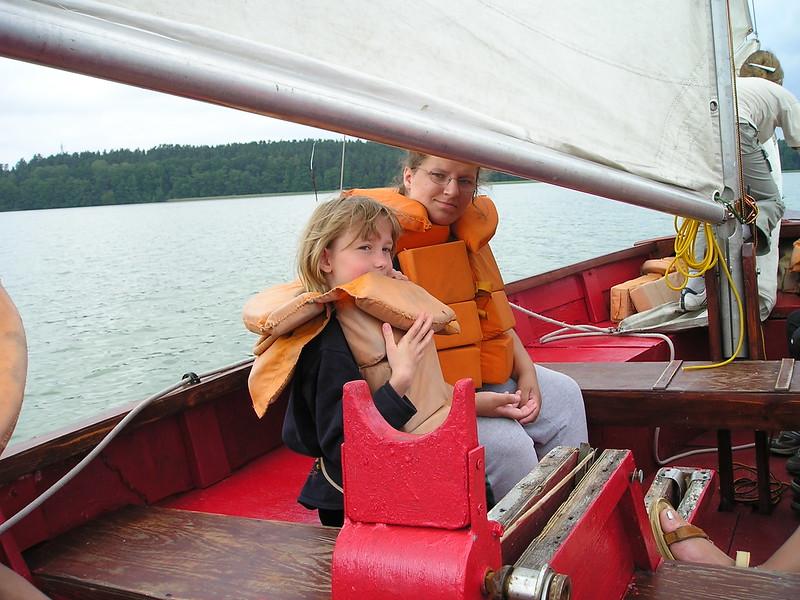 Przyswajanie nauk żeglarskich
