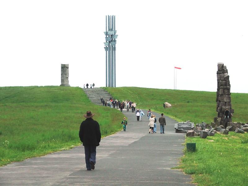Grunwald, pole bitwy 1410
