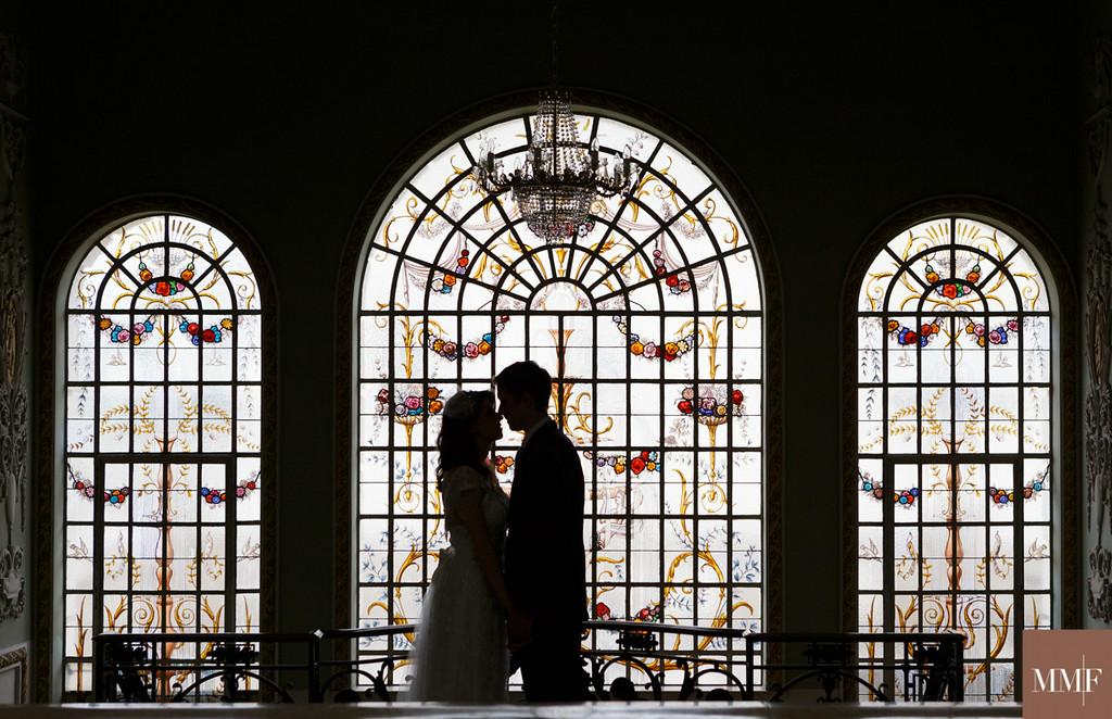 Ensaio pré-casamento de Juliana e Rafael. Palácio dos Cedros, 18/06/2014. Foto: Murillo Medina. Todos os direitos reservados.