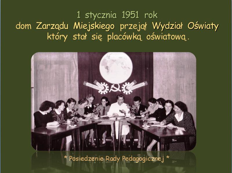 Posiedzenie Rady Pedagogicznej
