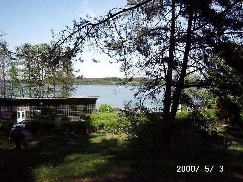 W zaciszu jeziora Pluszne