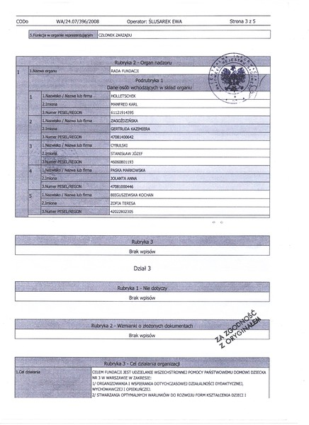 Krajowy Rejestr Sądowy