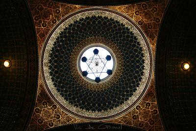 Španělská synagoga vers. 2