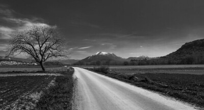 Camino a Humión