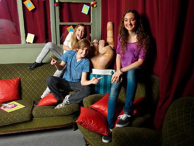 Luciana,Iara y Jason