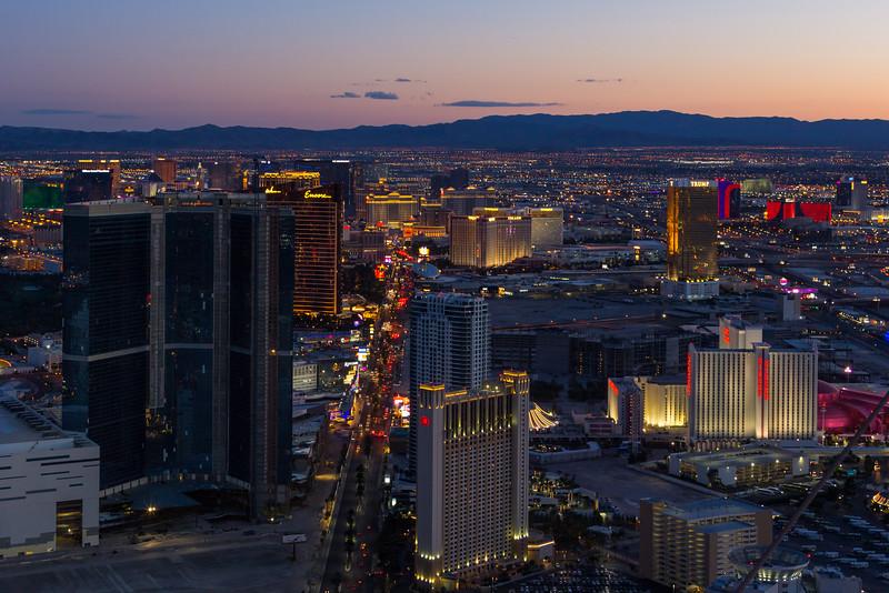 Las Vegas' Strip