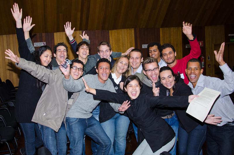 Fotografia de grupo