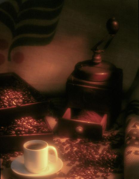Lightpainting  de café