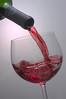 Splash com vinho