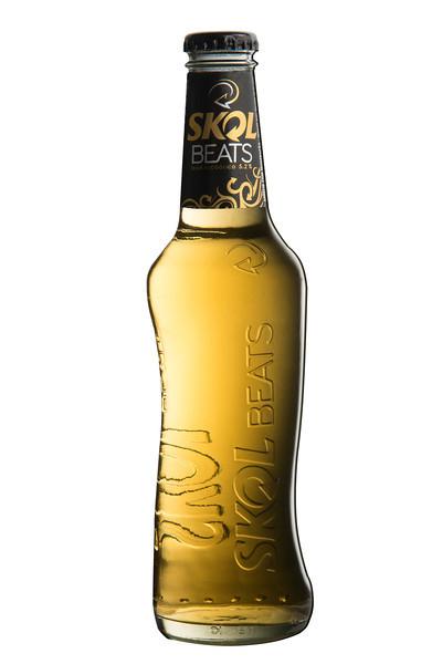Cerveja long neck skol