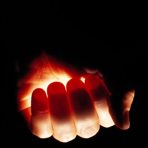 Mão com Luz