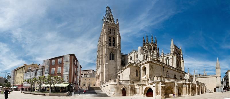 Categral de Burgos - Burgos/Espanha